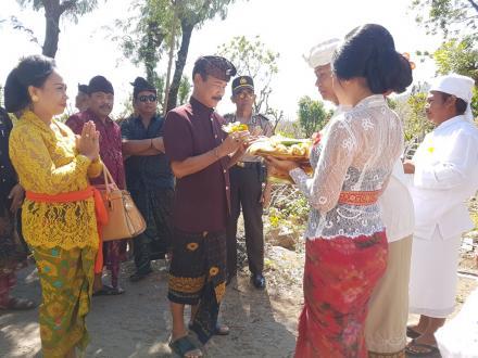 Penilaian Tahap Akhir Lomba Subak Abian Tingkat Kabupaten