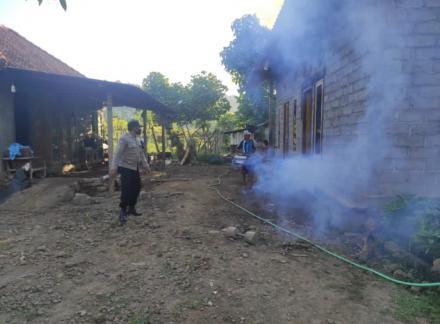 Fogging Desa Pemuteran