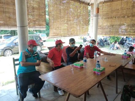 Vaksinasi Bagi 300 Masyarakat Desa Pemuteran