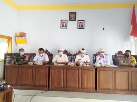 Rapat RKP Desa Tahun Anggaran 2021